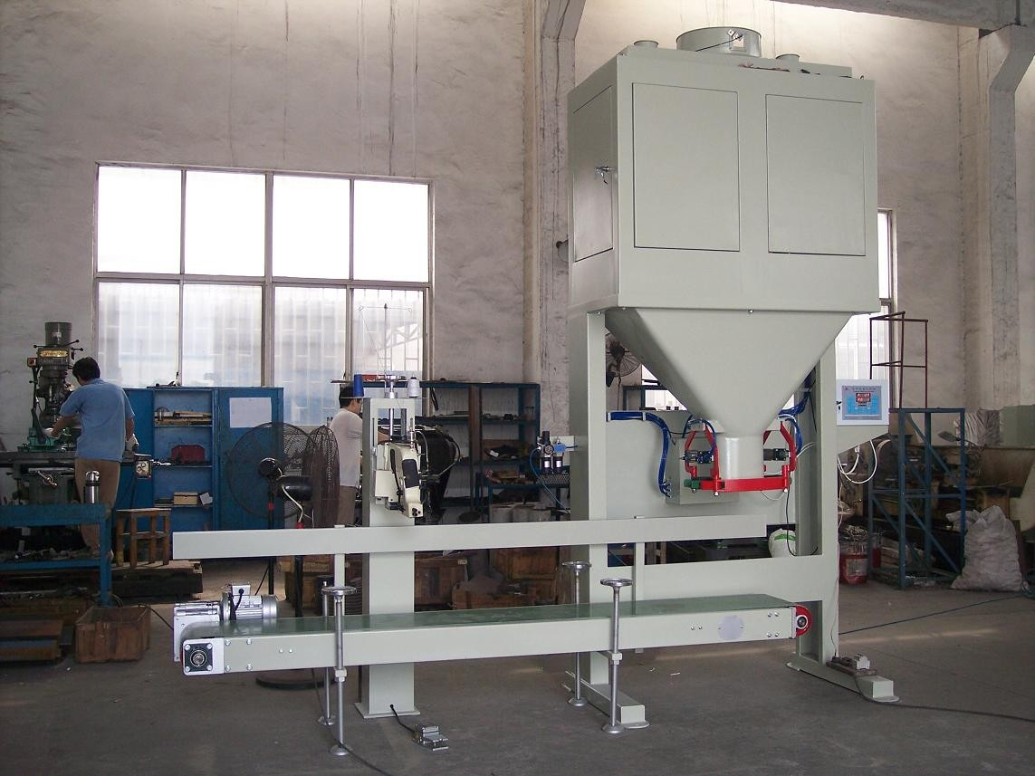 High capacity for fertilizer granular bagger ,Auto bagging machine for fertilizer